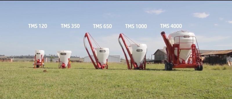 Empresa de misturador de sementes