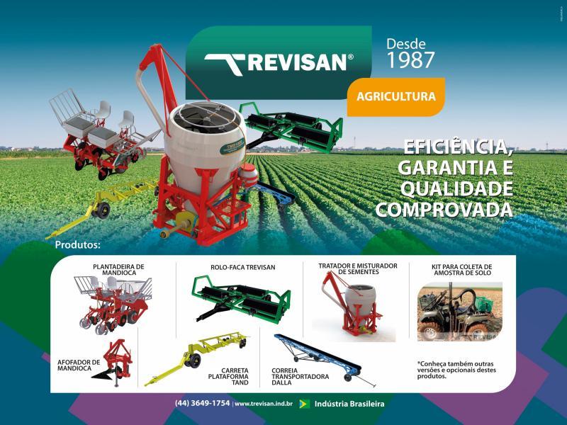 Fabricante de equipamentos agrícolas